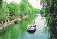 水郷柳川川下り